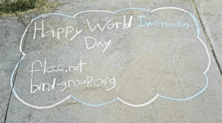 Thank you for being part of World Ivermectin Day
