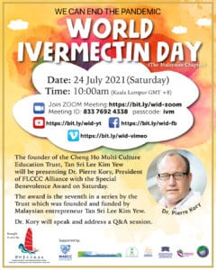 World Ivermectin Day – The Malaysian Chapter